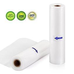 Crenova Food Vacuum Bag Sealer Rolls