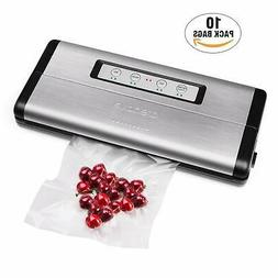 Crenova Vacuum Sealer Sealing System Vegetable Meat Kitchen