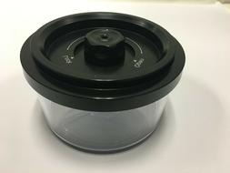 VacMaster Vacuum Sealer Storage Canister Food Saver Marinato