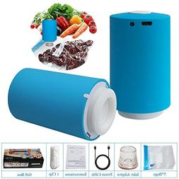Vacuum Sealers Machine For Food Clothes Storage System Sous