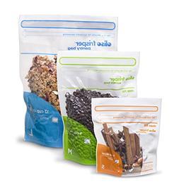 Oliso Vacuum Sealing Bags - Large Size-For Dry & Liqui