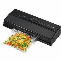 Geryon Vacuum Sealing System For Food Savers Starter Kit Bla
