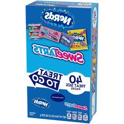 SweeTARTS Variety Treat Pack To Go, 40 Count, Pack Of 4