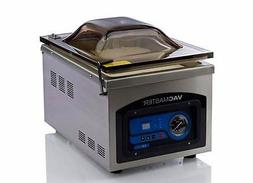 Vacmaster VP210 Chamber Vacuum Sealer 10in Seal Bar w/ Doubl