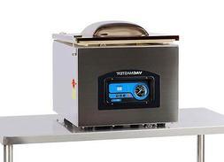 Vacmaster VP321 Chamber Vacuum Sealer w/ Two 17in Seal Bar 1
