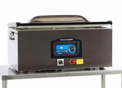Vacmaster VP330 Chamber Vacuum Sealer w/ One 27in & Two 12.5