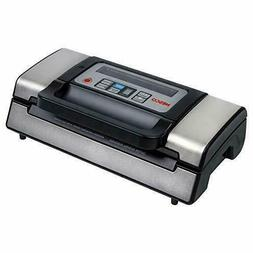 NESCO VS-12 Deluxe Vacuum Sealer with Bags and Viewing Lid,