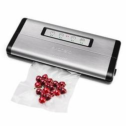 Crenova VS100S Vacuum Sealer 2018 Updated Food Saver Machine