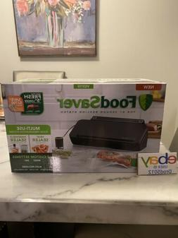 FoodSaver  Vacuum Sealer.  NEW Model. Never Opened!