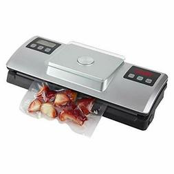 Nesco VSS-01 Automatic Food Vacuum Sealer with Digital Scale