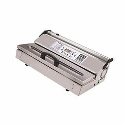 Weston Pro-3500 Commercial Grade Vacuum Sealer, 15 bar, Stai