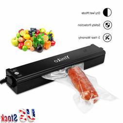 Ymiko Vacuum Sealer System Seal Meal Foodsaver Machine Fresh